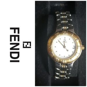 FINAL DROP: Authentic Fendi Watch